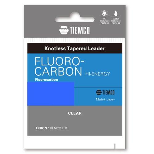ティムコ(TIEMCO) TIEMCO フロロリーダー ハイエナジー 9FT 0X