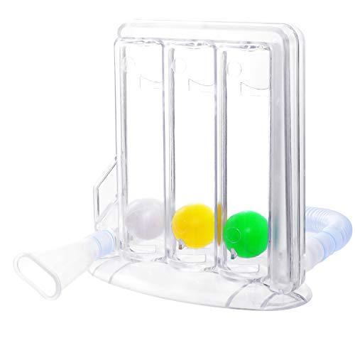 SOYS' F 呼吸筋 エクササイザー 肺機能 肺活量 を鍛える 器具 ボイストレーニング 声量アップ 強化 向上 増進 【日本語使用説明書付】