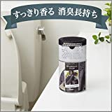 【まとめ買い】 トイレの消臭力 消臭芳香剤 トイレ用 トイレ 炭と白檀の香り 400ml×3個 画像