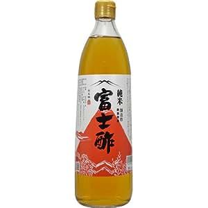 飯尾醸造 純米冨士酢 900mL