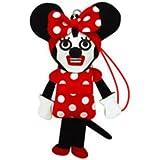 ディズニーキュービックマウス 指人形ストラップ ミニー