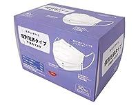 個別包装タイプ 不織布マスク 50枚/箱 少し小さめ (20)