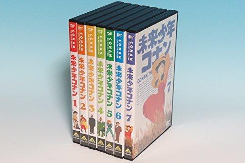 未来少年コナン 全7巻セット [マーケットプレイス DVDセ...