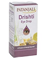 Patanjali Drishti Eye Drops (10 ml)