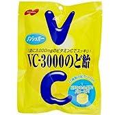 ノーベル VC-3000のど飴 90g × 12袋