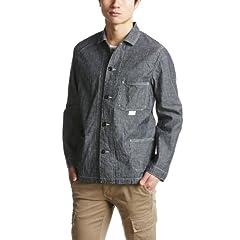 Sunny Sports Deck Jacket SN-12SS-10: Chambray