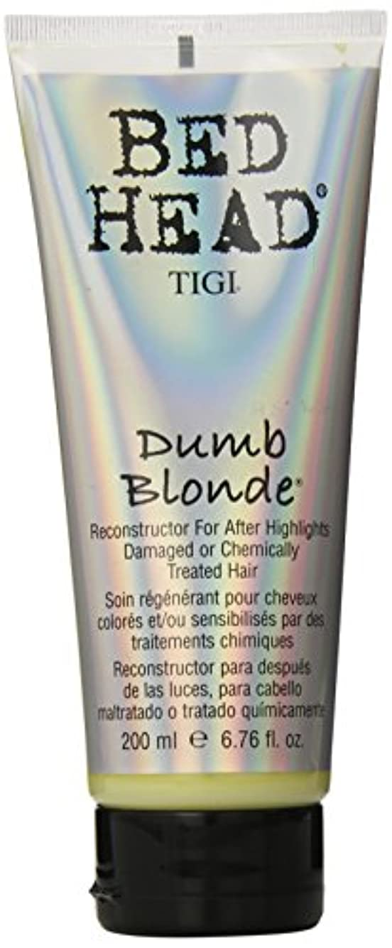 地中海妻ジェスチャーTIGI Bed Head Dumb Blonde Conditioner (NEW) 200 ml (6.76 oz.) (並行輸入品)