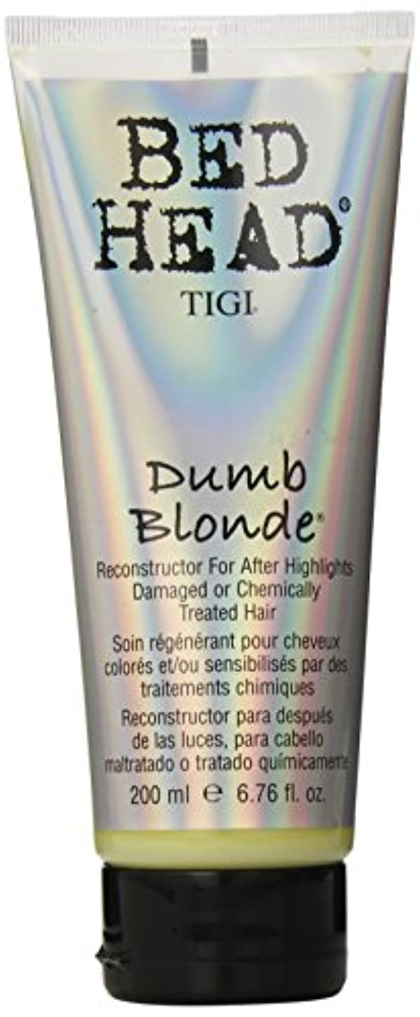 ほうき豆腐入るTIGI Bed Head Dumb Blonde Conditioner (NEW) 200 ml (6.76 oz.) (並行輸入品)