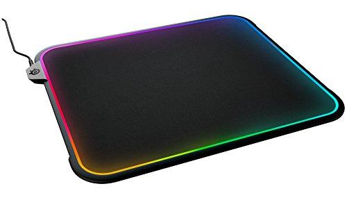 【国内正規品】SteelSeries QcK Prism マウスパッド 63391