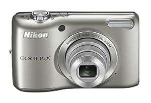 Nikon デジタルカメラ COOLPIX (クールピクス) L26 シルバー L26SL