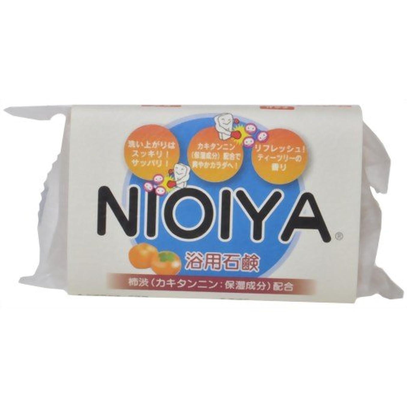 外交不良洗剤NIOIYA 浴用石鹸 120g