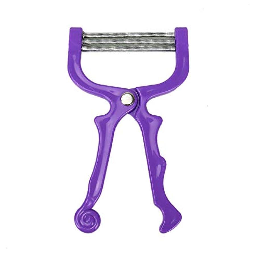 増幅割り当て芽美の脱毛器用具に通す手持ち型の顔の毛の取り外し