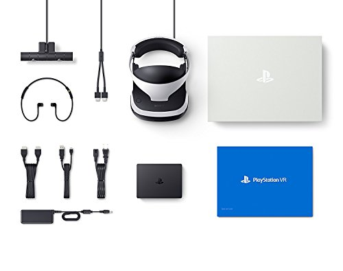 PlayStation VR PlayStation Camera 同梱版+PlayStation VR WORLDS (VR専用)
