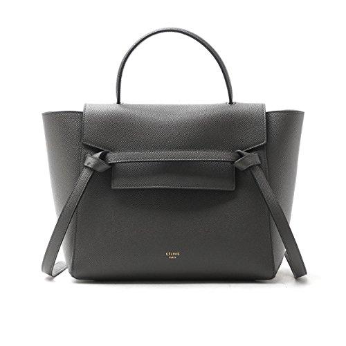(セリーヌ) CELINE ハンドバッグ 2WAY Belt Bag Micro ベルトバッグ LEATHER [並行輸入品]