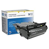 Elite Image ELI75105 Compatible Toner Replaces Lexmark 12A7462, Black [並行輸入品]