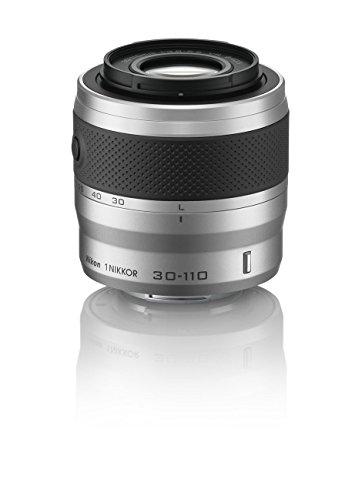 Nikon 望遠ズームレンズ 1 NIKKOR VR 30-110mm f/3.8-5.6 シルバー ニコンCXフォーマット専用