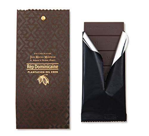2019バレンタインデー チョコレート ジャン=ミッシェル・モルトロー「ヴォヤージュ・デュ・タブレット・ビオ~ファーム・トゥ・バー&ニブ~(1枚入)」【常温便】オーガニック チョコ フランス ショコラ