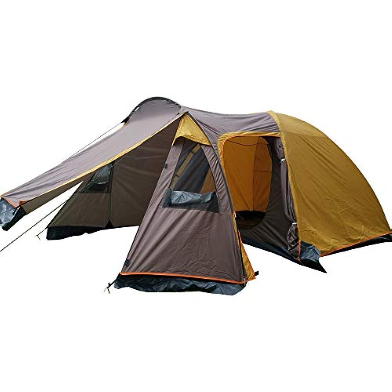 ピット子豚雇用Hewflit オールインワンテントbigサイズ ツールームテント ツーリングテント 高さ150cm 3~4人用 キャンプ用品 テント ツールームドーム キャリーバッグ付 [並行輸入品]