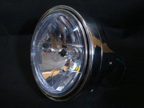 クリア マルチリフレクター ヘッドライト