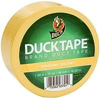 Shurtech 5196151.88in X 20ヤードイエローDuck Tape