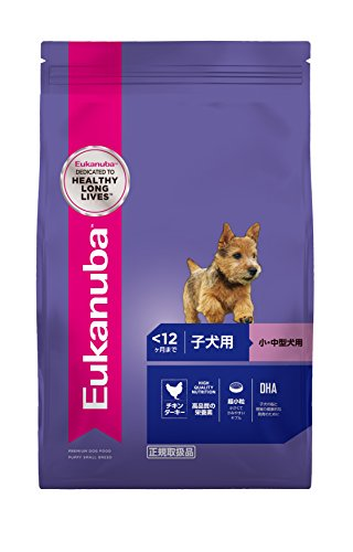 ユーカヌバ 子犬用超小粒 7.5kg×1個