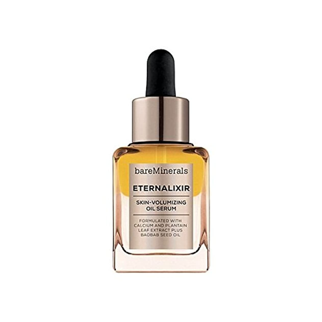 葉を集める士気グリースBare Minerals Externalixir Skin Volumising Oil Serum 30Ml - ベアミネラル皮膚オイルセラム30 [並行輸入品]