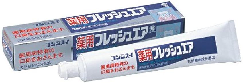 皮肉なリサイクルする売り手コンジスイ薬用フレッシュエア 110g