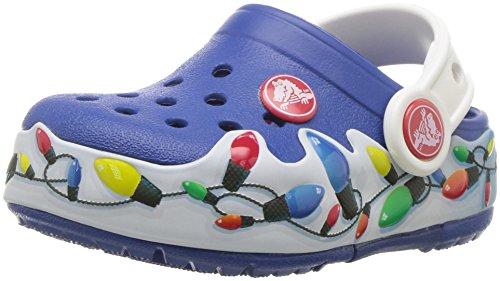 Crocs ユニセックス・キッズ カラー: ブルー...