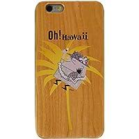 WE LOVE LOCOHAMA アロハ Oh! ハワイ (チェリーウッド) iPhone6対応 WLL-008-IP6CW