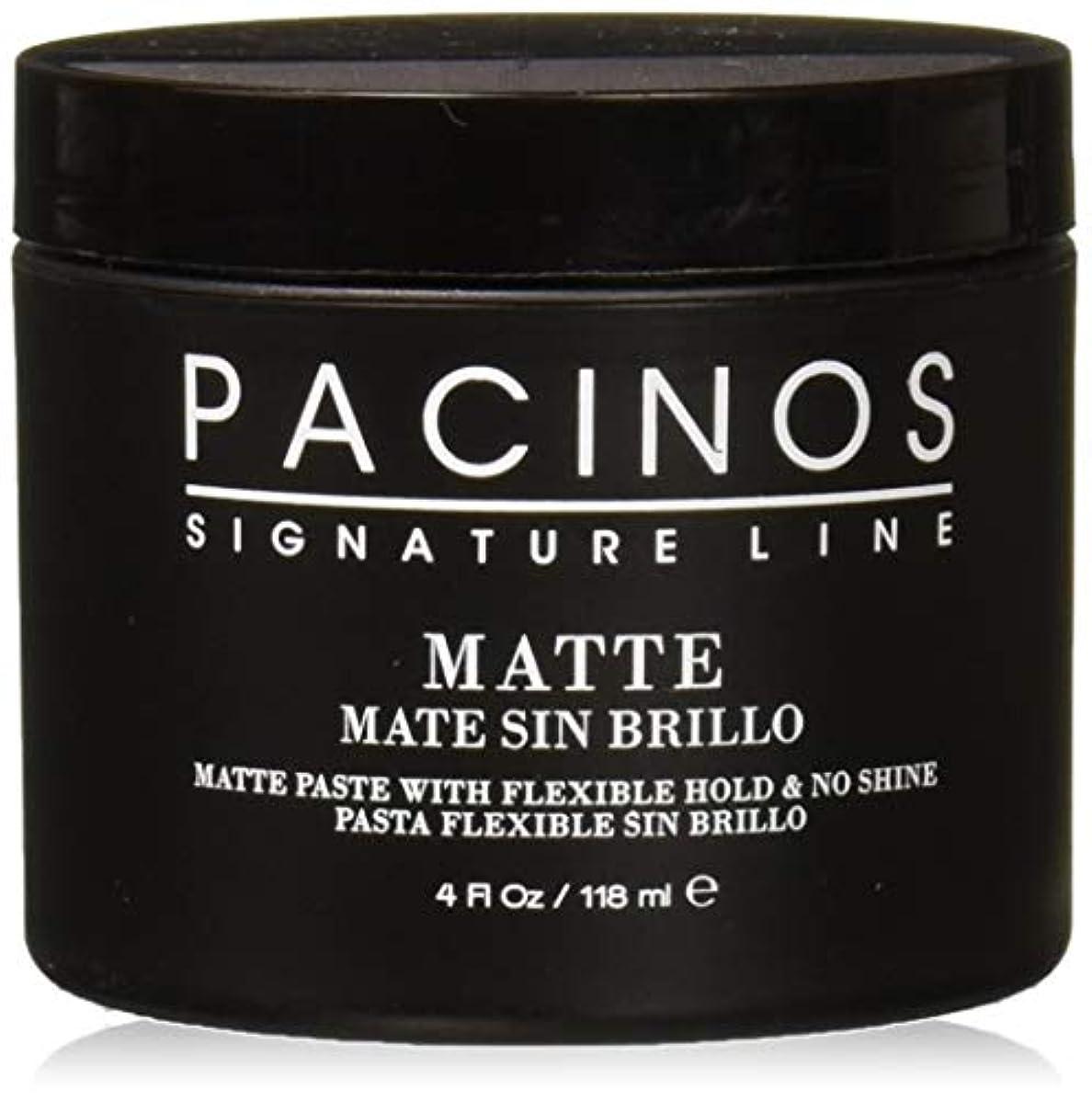 八パッドジェットPacinos Matte, 4 Ounce