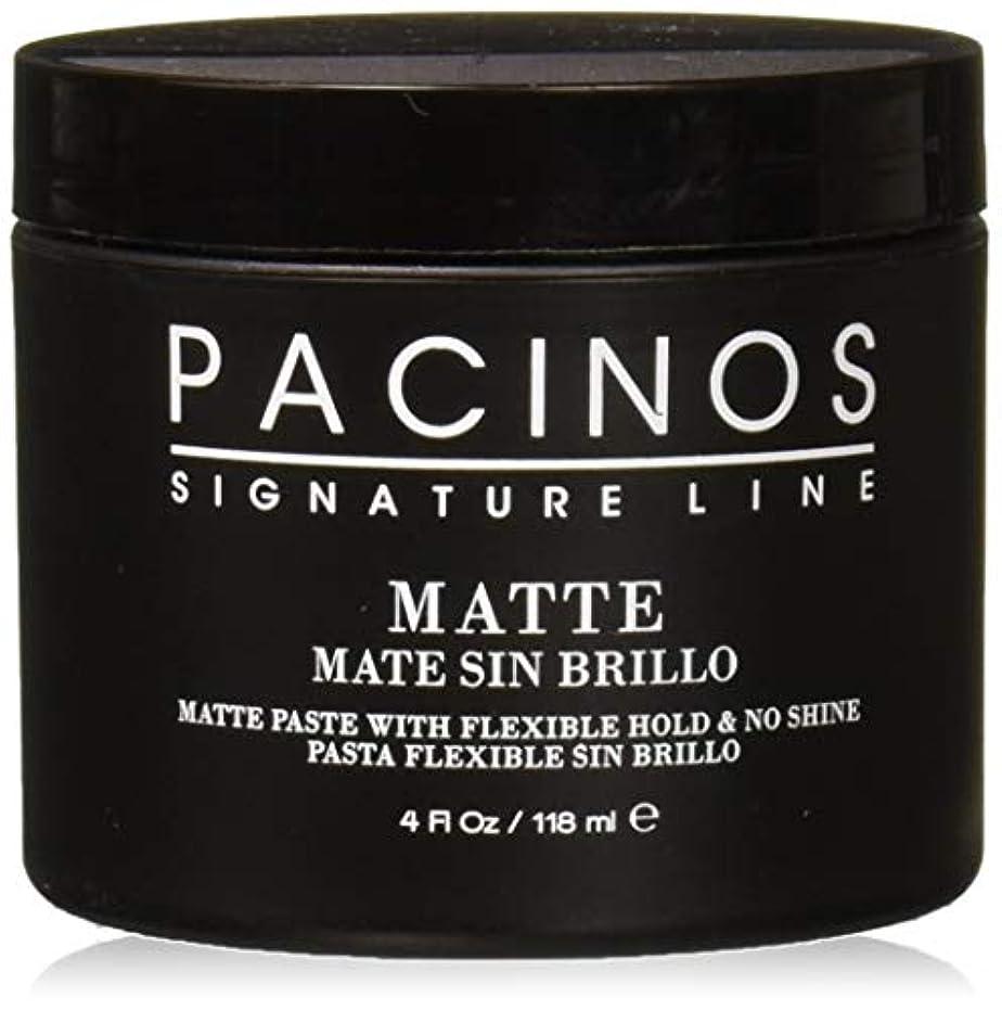 時々時々クアッガ年Pacinos Matte, 4 Ounce