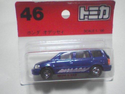 タカラトミー トミカ 046 ホンダ オデッセイ