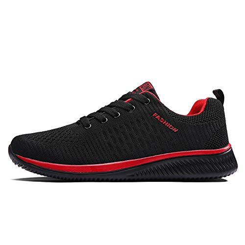 [FITKYJP] 軽量スニーカー スポーツシューズ ランニングシューズ 運動靴 ジムトレーニング カジュアル メンズ レディース 黒 防滑 クッション性 通気 7色