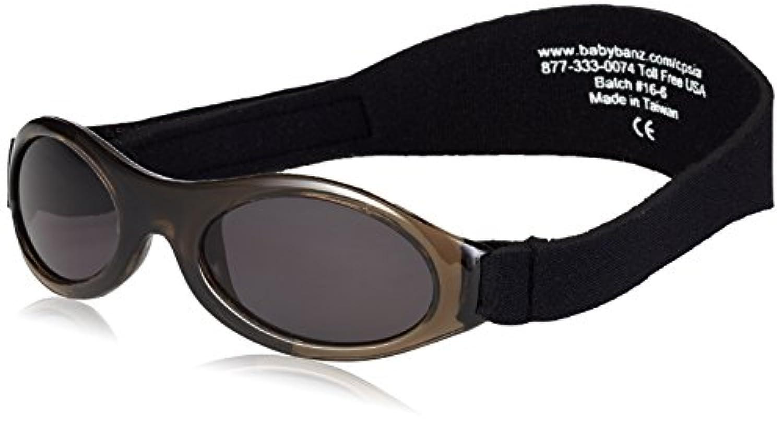 アドベンチャーバンズ ベビー用 UVカットサングラス ブラック