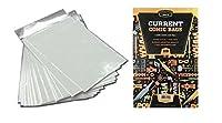 1000CBG現在Comic Bags and Boards–酸フリーホワイト–アーカイブ品質の漫画本を保護し