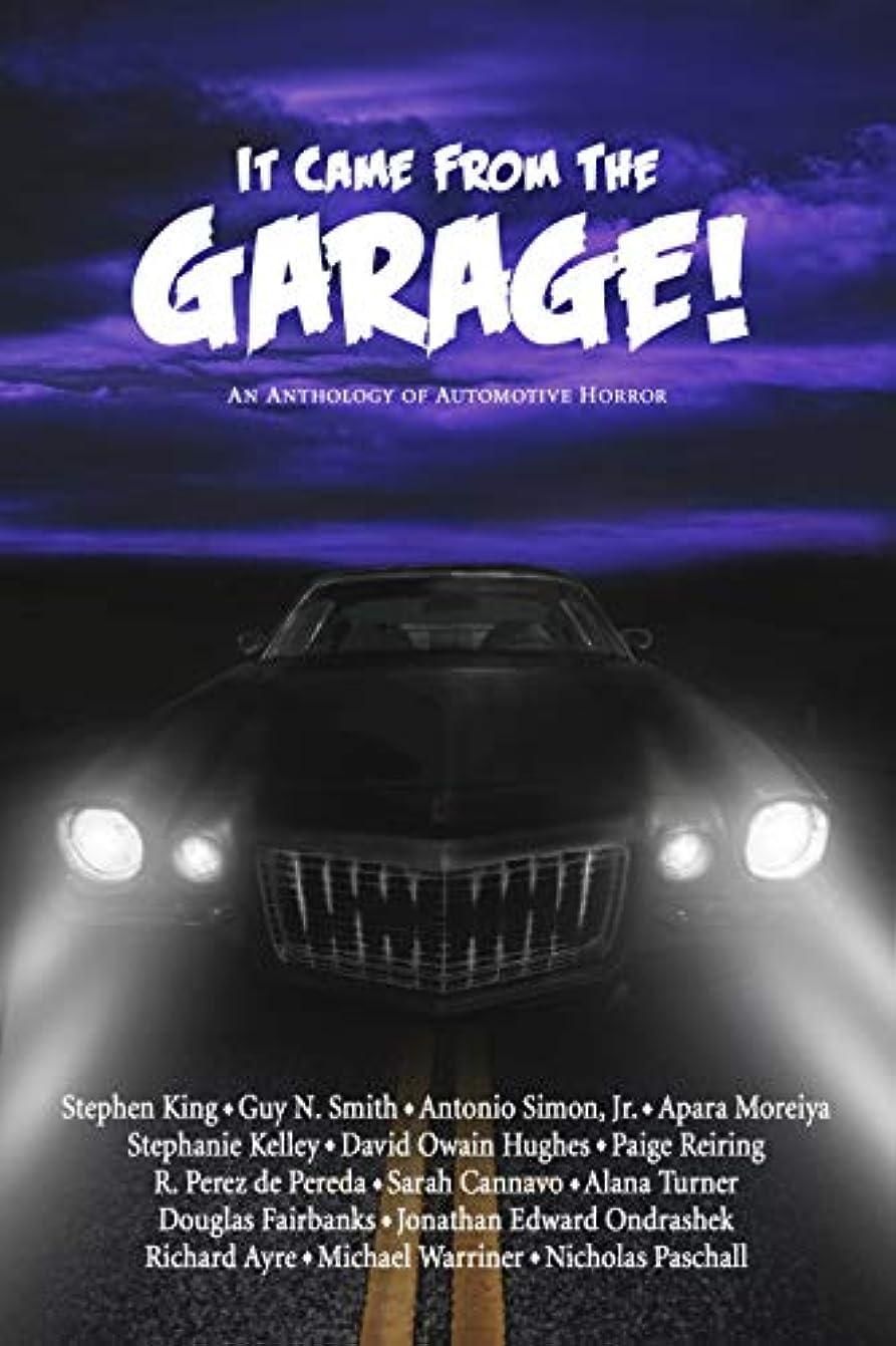 枝ボーダースプリットIt Came From The Garage!: An Anthology of Automotive Horror (English Edition)