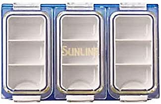 サンライン(SUNLINE) パーツケース 9 SPC-001 ブルー