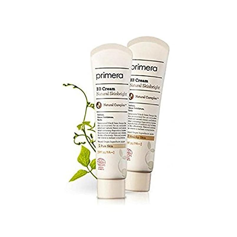 反応する静かな実行Primera(プリメラ) ナチュラル スキン ブライト BBクリーム 30ml(Healthy Skin) /Primera Natural Skin Bright BB Cream 30ml(Healthy Skin...