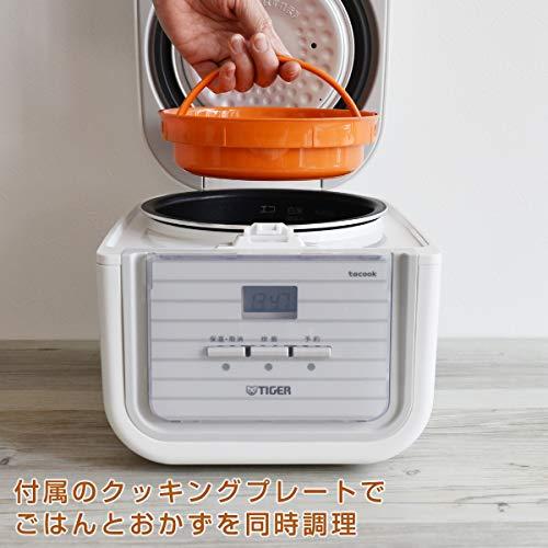 タイガー『マイコン炊飯ジャー炊きたて(JAJ-A552)』