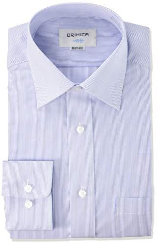 ORIHICA (オリヒカ) 長袖 形態安定ワイシャツ 防菌防臭機能付き 選べるバリエーション 【ワイドカラー/ボタンダウン】 メンズ  B07SKVC2RL 1枚目