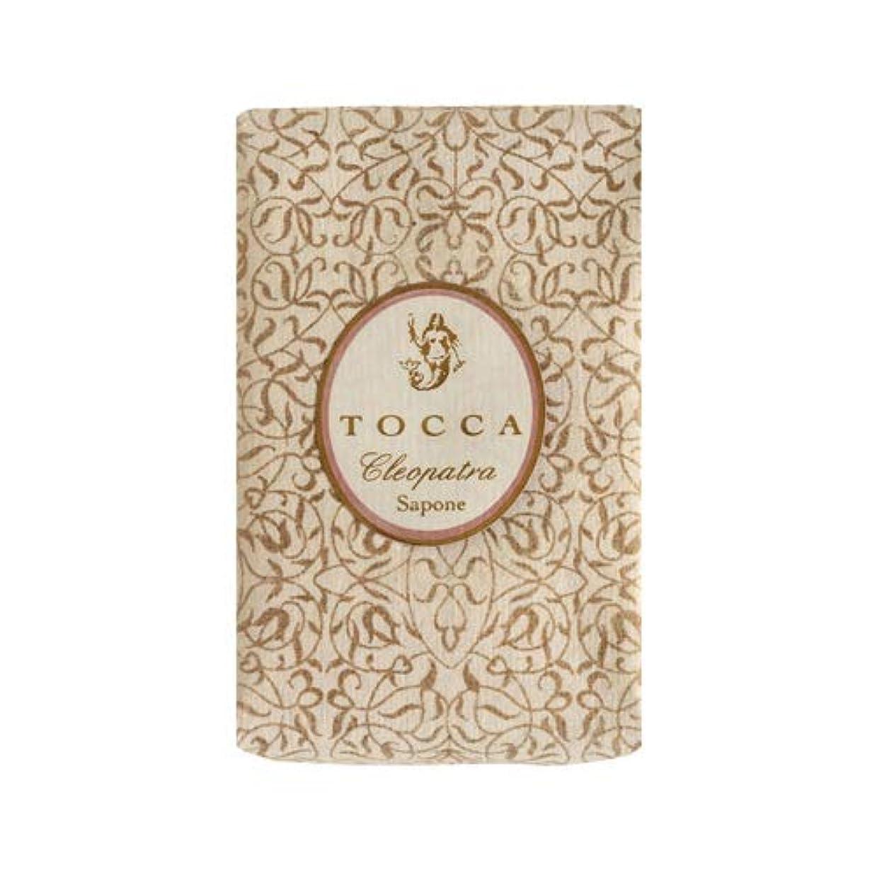 つば無意味保護するCONCENT TOCCA (トッカ) ソープバー 〔クレオパトラの香り〕