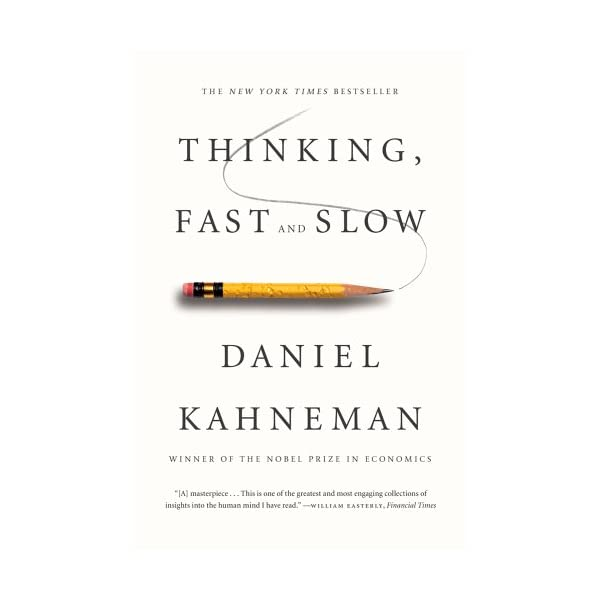 Thinking, Fast and Slow ...の商品画像