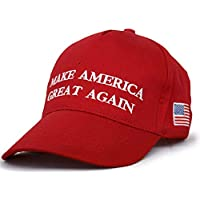 WENDYWU Make America Great Again - MAGA-Donald Trump Campaign Cap Adjustable Baseball Hat