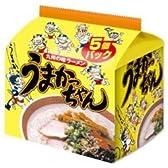 ハウス食品 九州の味 うまかっちゃん 5食入り×6袋