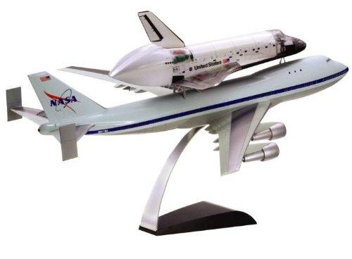 1/144 スペースシャトル w/747-100SCA (シャトル輸送機)