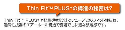 ソフソール SOFSOLE メンズ インソール シンフィットプラス 取替タイプ Mサイズ 24~25.5cm 12385