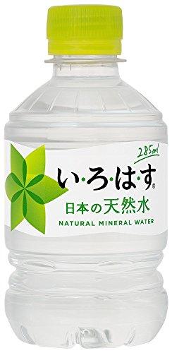 い・ろ・は・す(ILOHAS) 285ml ×24本 日本コカコーラ