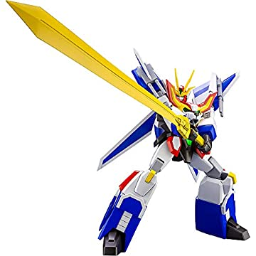 勇者エクスカイザー グレートエクスカイザー 全高約180mm ノンスケール プラモデル