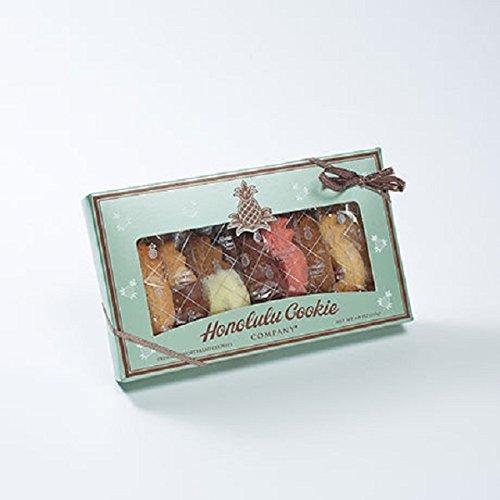 【Honolulu Cookie Company】 Pineapple Window Gift Box (8pc)