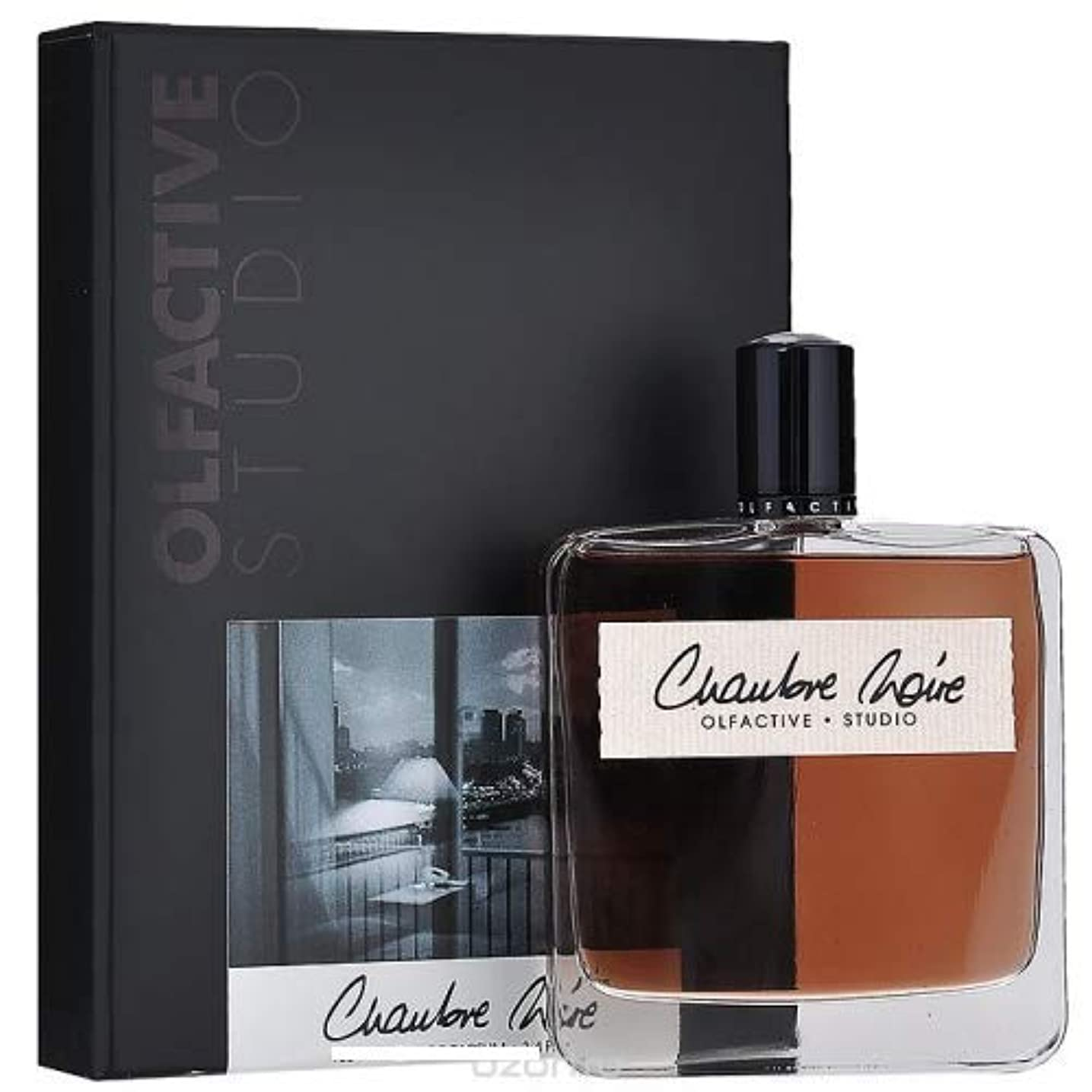 使用法明るくする先生Olfactive Studio Chambre Noir Eau de Parfum 1.7 oz./50 ml New in Box